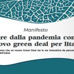 GB ServiceLab firma il Green Deal per la ripartenza del Paese